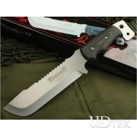 OEM TOPS PUNISHER LIMITED EDITION HAND-SIGNED VERSION FIXED BLADE KNIFE UDTEK00624