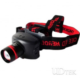 CREE Q5 headlamp LED focusing strong light for hunting camping fishing  UD09009
