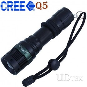 5W Cree Q5 mini flashlight for military use UD09037