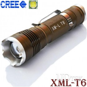 Cree T6 Dickinson monkey strong power   flashlight mini torch UD09060