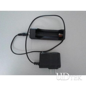Battery holder 18650 lithium battery charger UD09084