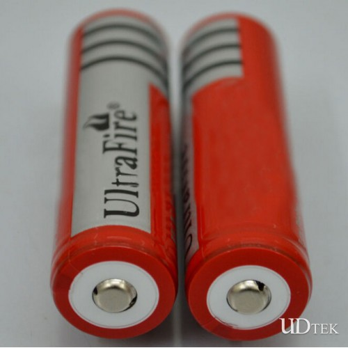 3.7v 18650 4000 mah rechargeable Lithium batteries UD09097