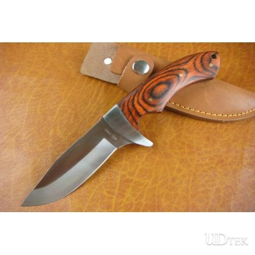 420 STAINLESS STEEL 57HRC OEM JAPENESE Tec HUNTING KNIFE UDTEK00387