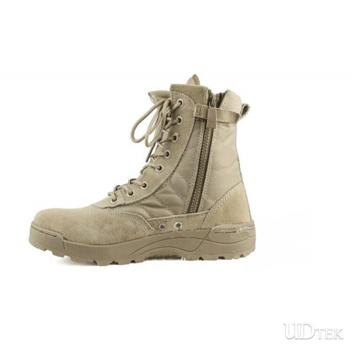 SWAT tactical boots army boots 7 inch camo boots UD15001