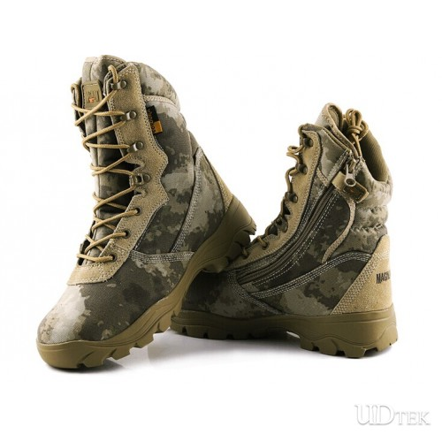 Magnum camo boots outdoor mountaineering boots UD15002