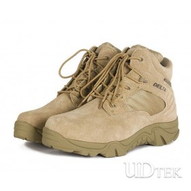 Delta desert boots camo tactical boots mountaineering boots UD15006