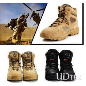 Low help desert boots black hawk tactical boots UD15008