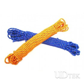 Outdoor mountainteering escaping survival rope military regulating parachute rope survival rope safety rope UD16040