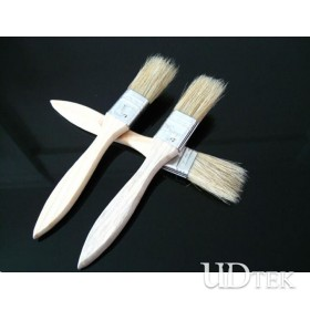 Super pig hair with wooden handle brush Barbecue boutique brush UD16054