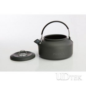 Alocs Outdoor camping kettle 0.8 portable teapot UD16056
