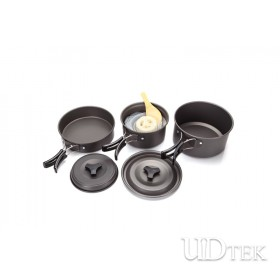 Portable camping pot 2-3 people UD16102
