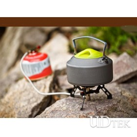 Outdoor camping portable boiling kettle small teapot UD16105