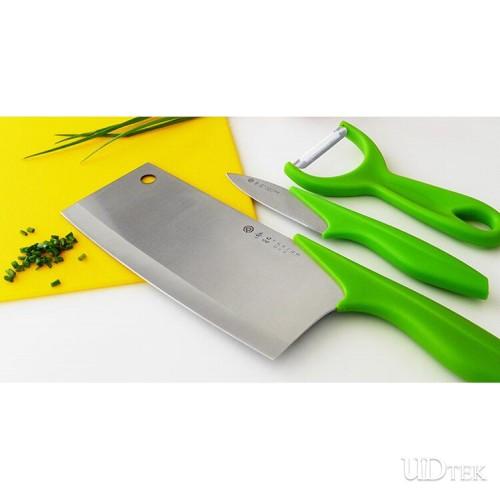Stainless steel kitchen knife 3pcs/set UD18005