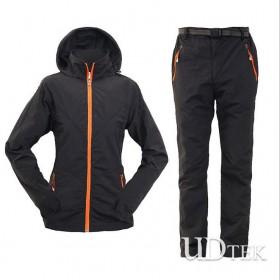Quick Dry Garment cloths men and women sports suit UD19002