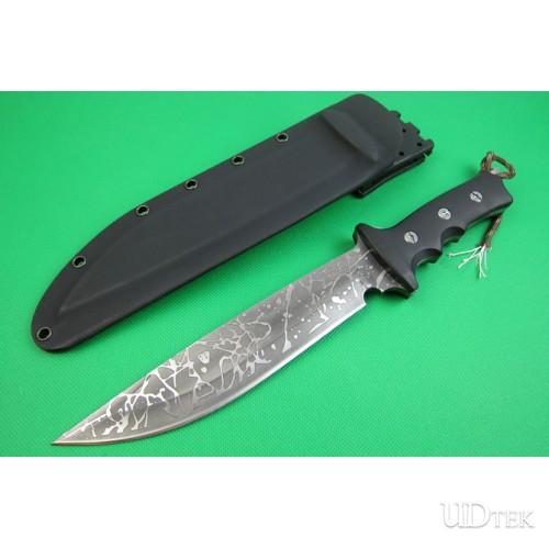 Chrysanthemum word BM02 tactical straight knife UD401739