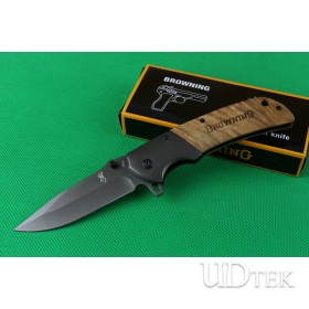 Browning 354 fast opening folding knife UD402156