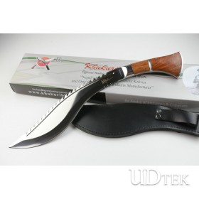 Crescent Wolf II super mirror surface machete UD402310