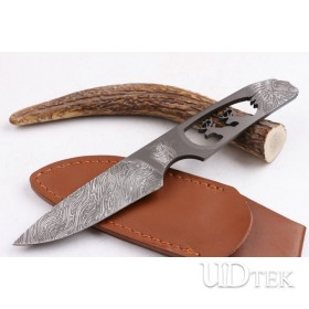 7Cr17 stainless steel Beetle deer hunting knife UD404446