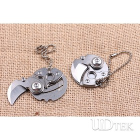Small buckle knife coins mini knife UD404494