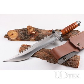 United River Veyron fixed blade knife machete UD404863
