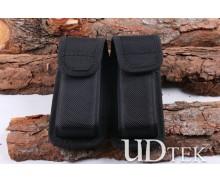 Black nylon sheath bag for folding knife UD404864