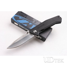 Steel Lock Zero Tolerance ZT0303 axis lock folding knife UD404907