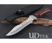 Browning The king of jungle fixed blade hunting tactical army knife with 440 blade UD405077