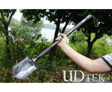 Enhanced Multi-purpose adjustable engineering shovel spade UD405205