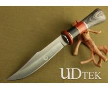 Columbia Savage tribe-Supreme Leader fixed blade knife UD50081