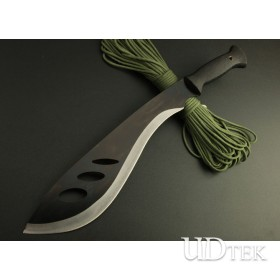 Three eyes camping knife machete UD50084