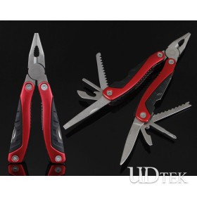 Outdoor Multifunctional stainless steel pliers knife UD50113