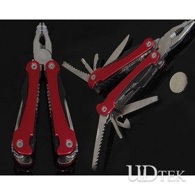 Outdoor folding Multifunctional Pliers stainless steel jeep pliers UD50120