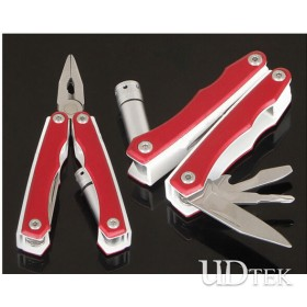 Pliers with LED flashlight Multifunctional pliers UD50143