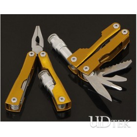 Mini Multifunctional pliers with LED flashlight UD50144