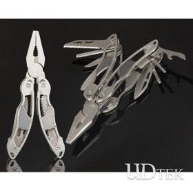 Black Multifunctional pliers tool knife UD50154