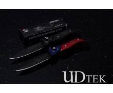 B-589 Scorpion new semi-automatic jump knife UD53025G