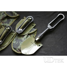 High quality 6411 Outdoor survival Multifunctional small shovel UDTEK11053
